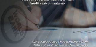 """Məşğulluğa Dəstək Layihəsi"""""""