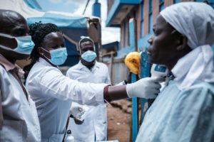 Afrikada pandemiya