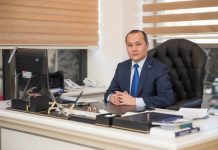 TÜRKPA baş katibi Altınbek Mamayusupov