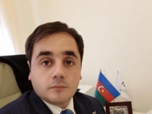 Nəsimi rayon YAP Gənclər təşkilatının üzvü, Həşimov Söhrab