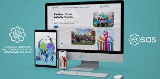 """""""eSAS"""" Elektron Sosial Aktivlik Sistemi"""