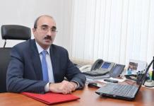 Azərbaycan İnvestisiya Holdinqinin İdarə Heyətinin sədri Mətin Eynullayev
