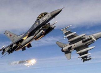 Türkiyə Hərbi Hava Qüvvələrinin qırıcıları