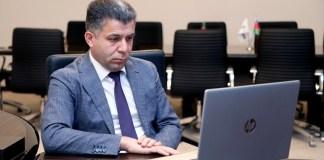 """""""Azəriqaz"""" İstehsalat Birliyinin baş direktoru Ruslan Əliyev"""