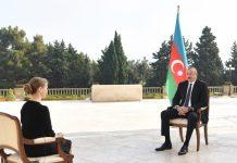 Prezident İlham Əliyev Rusiyanın TASS informasiya agentliyinə videomüsahibə verib