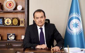 Türkdilli Ölkələrin Əməkdaşlıq Şurasının (Türk Şurası) Baş katibi Bağdad Amreyev