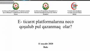 E- ticarət platformalarına necə qoşulub pul qazanmaq olar?