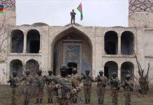 Azərbaycan Ordusu Ağdama bayrağımızı sancdı