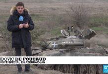 """""""France-24"""" kanalı Füzulidən reportaj hazırlayıb"""