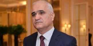 Baş Nazirin müavini Şahin Mustafayev