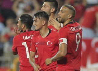 Türkiyə yığması