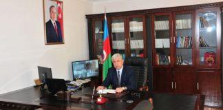 Ağsu Rayon İcra Hakimiyyətinin başçısı Vahid Tağıyev