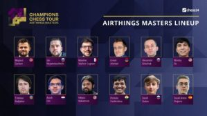 Champions Chess Tour