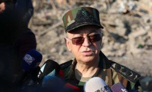 Azərbaycan Respublikasının fövqəladə hallar naziri, general-polkovnik Kəmaləddin Heydərov