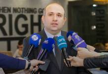 """""""INNOLAND"""" İnkubasiya və Akselerasiya Mərkəzinin direktoru Məmməd Kərimov"""