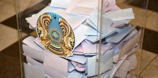 Qazaxıstan parlament seçkiləri