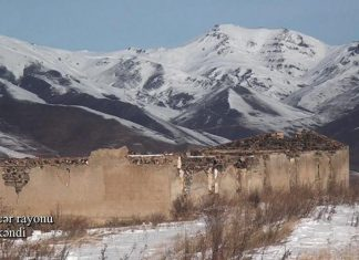 Kəlbəcər rayonunun Zivel kəndi