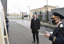 Prezident İlham Əliyev Baş Prokurorluğun yeni inzibati bina kompleksinin açılışında iştirak edib