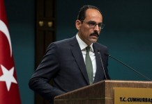Türkiyə Prezident Administrasiyasının sözçüsü İbrahim Kalın