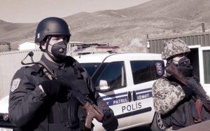 Polis işğaldan azad edilən ərazilərdə fəaliyyətini davam etdirir