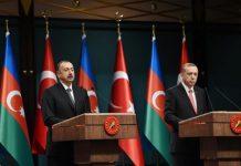 Prezident İlham Əliyev və Prezident Rəcəb Tayyib Ərdoğan