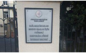 Bakıda Sağlamlıq imkanları məhdud uşaqlar üçün 5 nömrəli Respublika xüsusi internat məktəbi