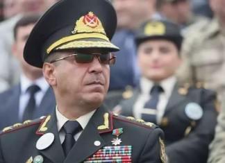 General-leytenant Rövşən Əkbərov