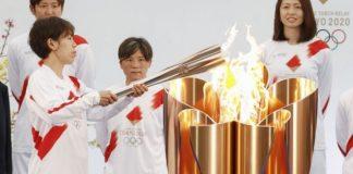 Yaponiyada Tokio Olimpiadasının məşəl estafetinə start verilib
