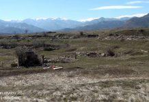 Zəngilan rayonunun Ağ oyuq qəsəbəsi