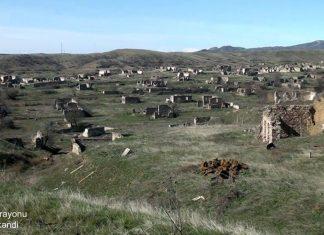 Cəbrayıl rayonunun Horovlu kəndi