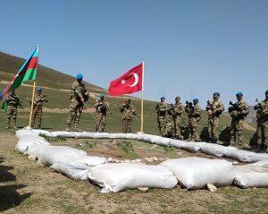 Azərbaycan və Türkiyə ordularının birgə əməliyyat-taktiki təlimləri başlayıb