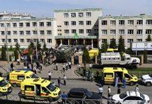 Kazan şəhərində gimnaziyada atışma nəticəsində həlak olanların sayı 9 nəfər çatıb
