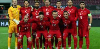 Türkiyə milli komandası