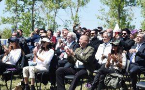 """Şuşada """"Xarıbülbül"""" festivalının açılışı"""