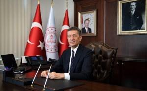 Türkiyənin təhsil naziriZiya Selçuk