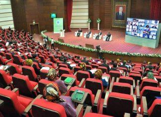 Aşqabadda politoloqların və jurnalistlərin iştirakı ilə mediaforum keçirilib