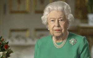 Böyük Britaniya kraliçası II Elizaveta