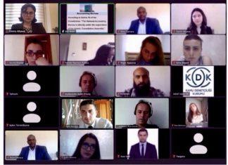 Ombudsman Aparatının əməkdaşları beynəlxalq təlimdə iştirak ediblər