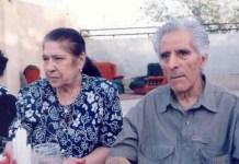 Gülxanım Fətəliqızı və Məmməd Araz