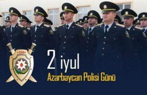 2 iyul - Azərbaycanda Polis Günüdür