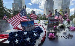 Nyu-Yorkda 11 sentyabr terror aktları qurbanlarının anım mərasimi