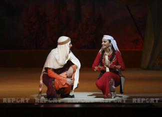 """""""Leyli və Məcnun"""" opera tamaşası"""