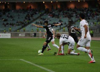 """UEFA Konfrans Liqası: """"Qarabağ"""" – """"Bazel"""" matçı"""