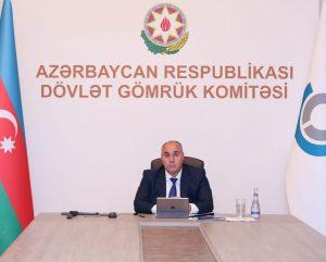 Dövlət Gömrük Komitəsinin sədri Səfər Mehdiyev