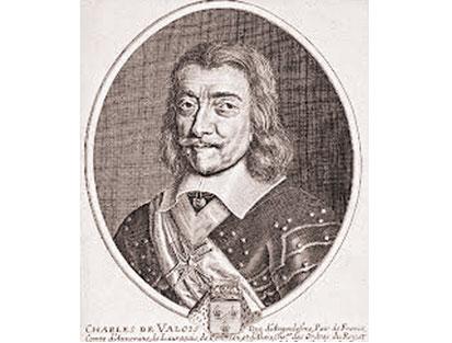 Fransiz-Charles-de-Valois