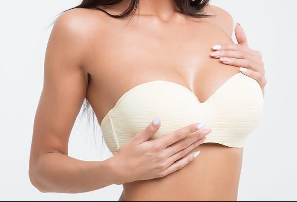Combined Breast Augmentation & Lifting