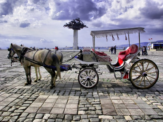 Izmir Sightseeing | Honeymoon in Izmir | Turkey Honeymoon Tours