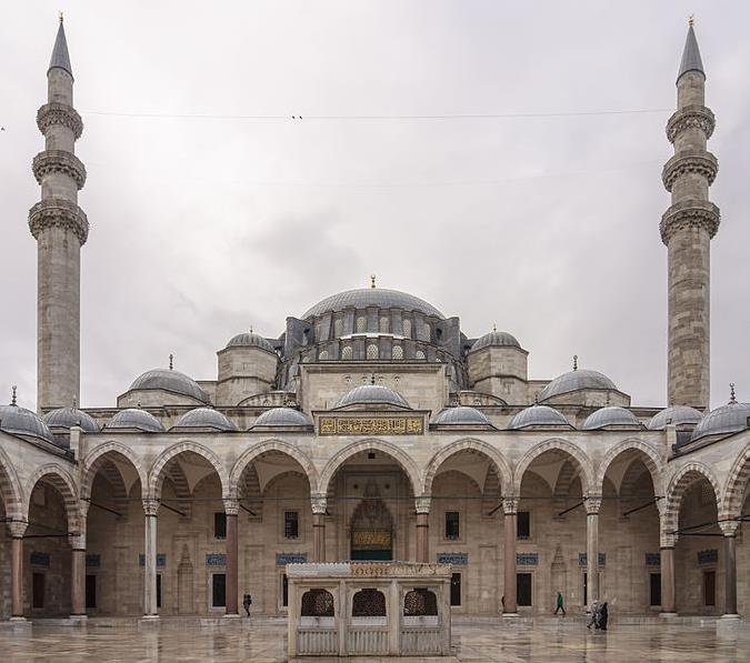 مسجد السليمانية