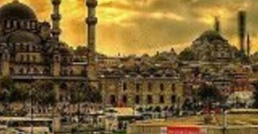 اريد جدول لأهم الاماكن في اسطنبول