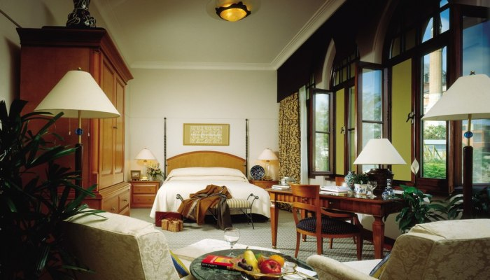 Four Seasons Istanbul at Sultanahmet: Turkey Hotels : Condé Nast ...